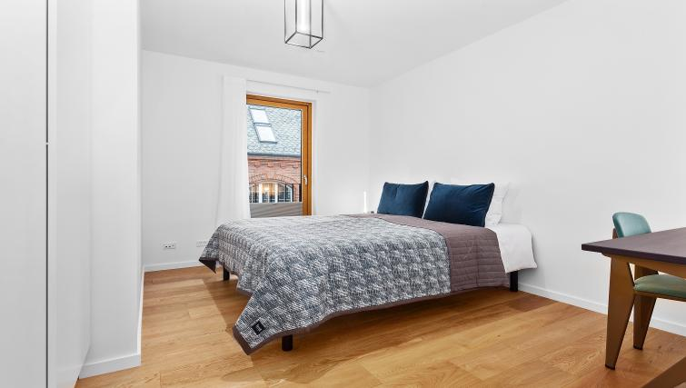 Comfortable bedding at the STAY Kastellet Apartments - Citybase Apartments