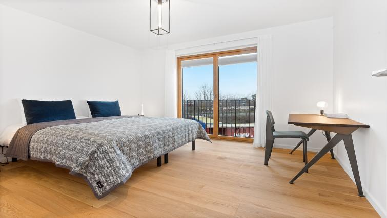 Cosy bedroom at the STAY Kastellet Apartments - Citybase Apartments