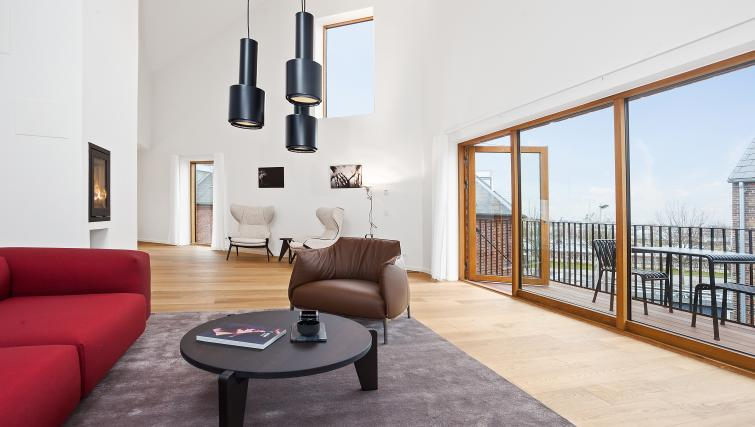 Nice furnishings at the STAY Kastellet Apartments - Citybase Apartments
