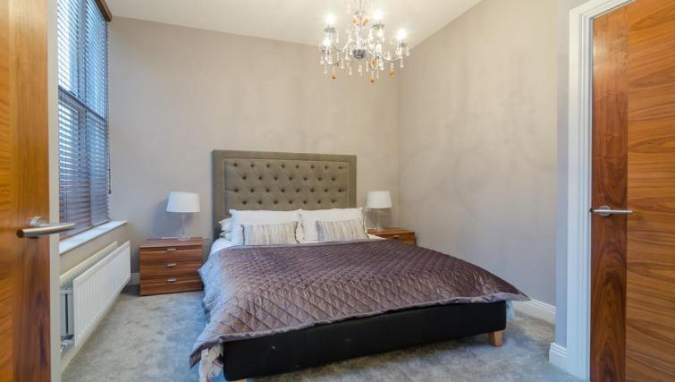 Nice furnishings at 1 Fitzrovia Apartments - Citybase Apartments