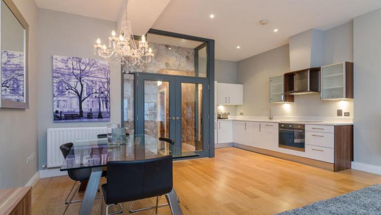 Nice decor at 1 Fitzrovia Apartments - Citybase Apartments