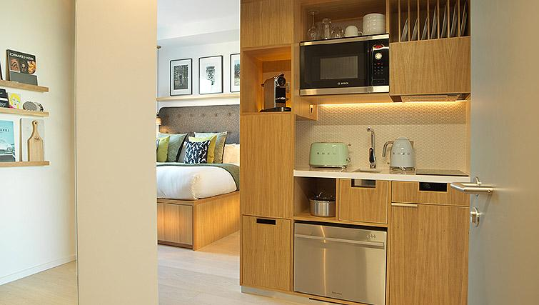Studio apartment at Wilde Aparthotel by Staycity - The Strand - Citybase Apartments
