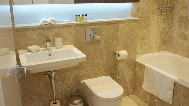 WC at Kensington Apartments - Citybase Apartments