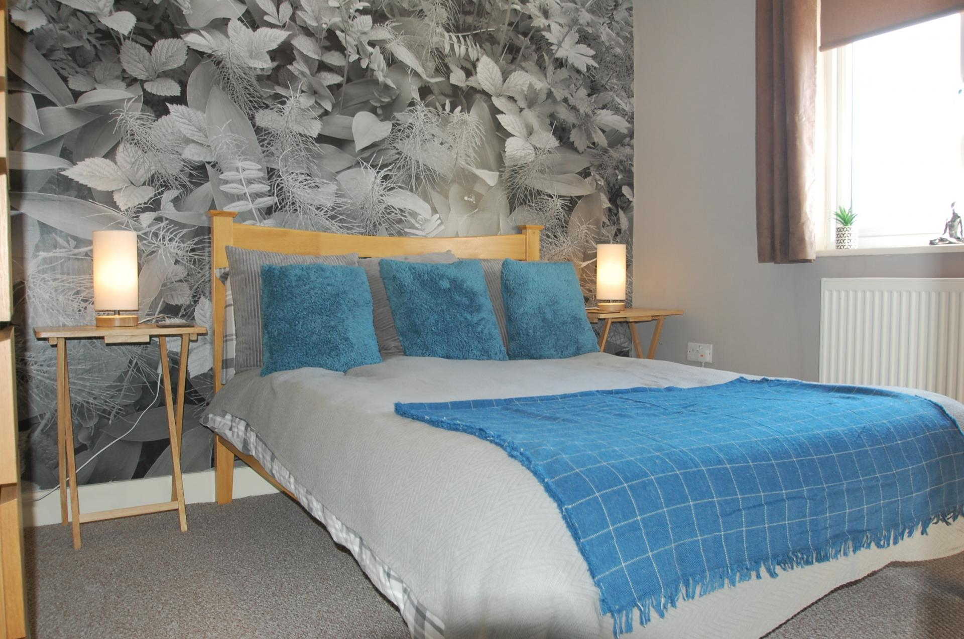 Second Bedroom at Cosy Dragon @ Tanglewood House - Citybase Apartments