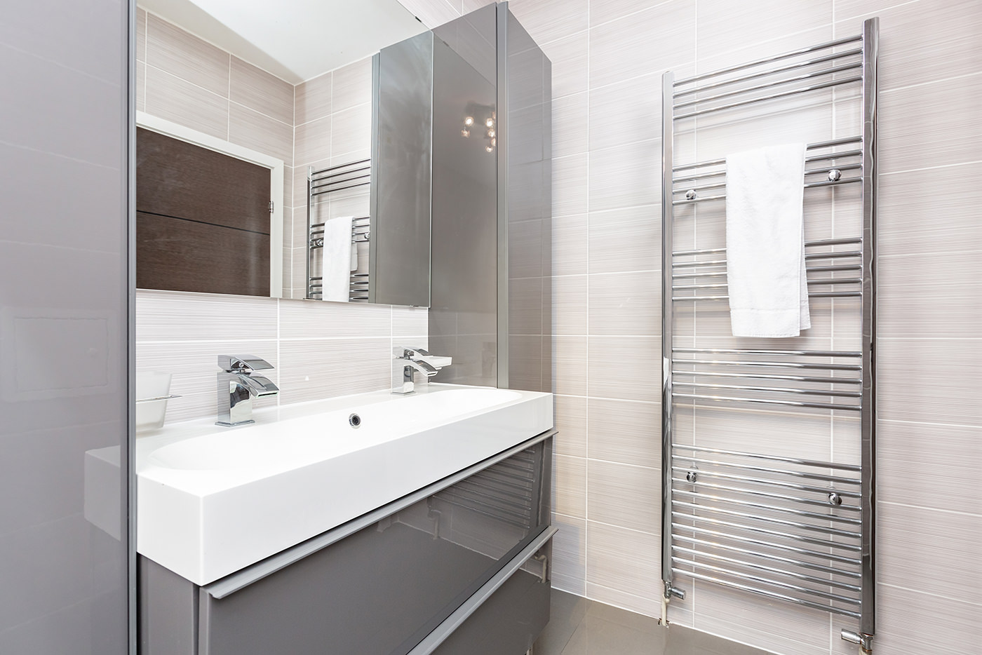 Sink at Manhattan Heights Apartments, Centre, Maidstone - Citybase Apartments