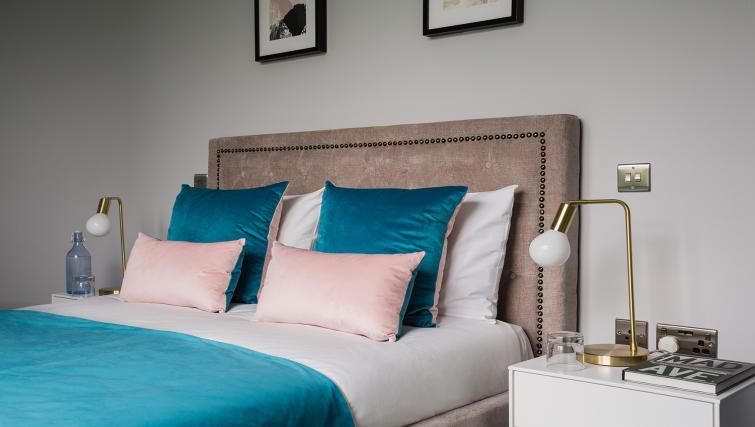 Bedroom at Alexandra Road Apartments - Citybase Apartments