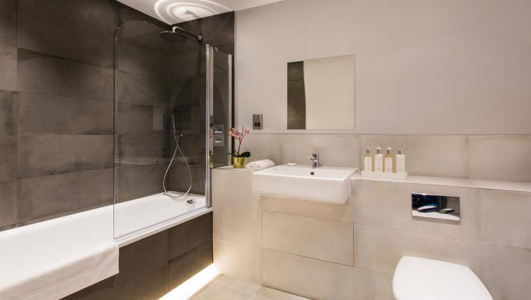 Bathroom at Alexandra Road Apartments - Citybase Apartments