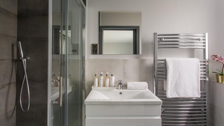 Sink at Alexandra Road Apartments - Citybase Apartments