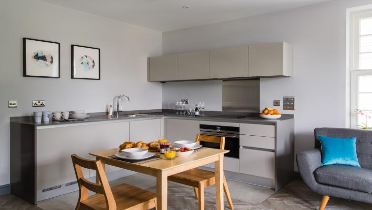 Table at Alexandra Road Apartments - Citybase Apartments