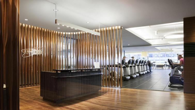 Gym at MiMa, Hell's Kitchen Apartment - Citybase Apartments