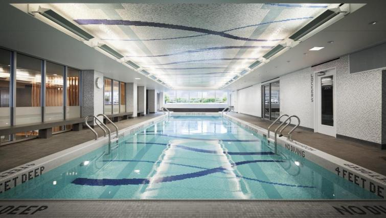 Pool at MiMa, Hell's Kitchen Apartment - Citybase Apartments