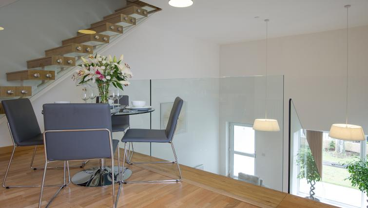 Chairs at the Flamsteed Executive Townhouse - Citybase Apartments