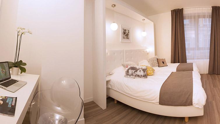 Modern studio at Calm Apparthotel - Citybase Apartments