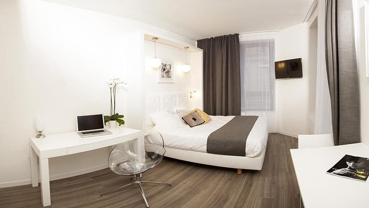 Stylish studio at Calm Apparthotel - Citybase Apartments