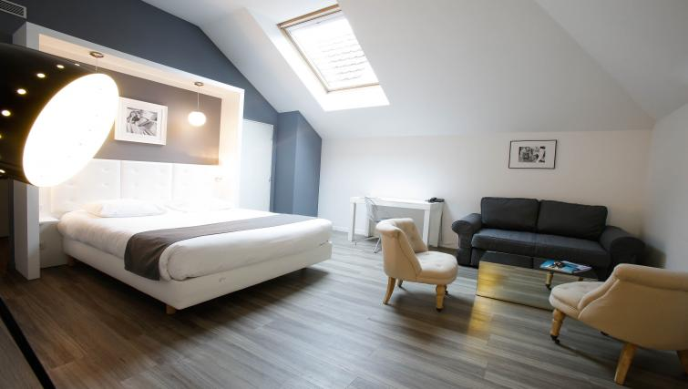 Double studio room at Calm Apparthotel - Citybase Apartments