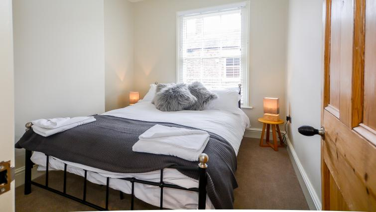 Smart bedroom at the Town House Retreat - Citybase Apartments