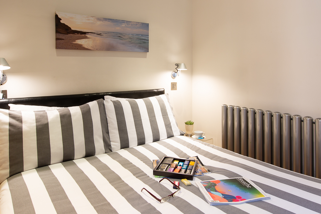 Bedroom at  St Peters Mews Apartments - Citybase Apartments