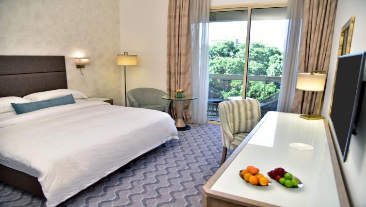 Bedroom at Gefinor Rotana - Citybase Apartments