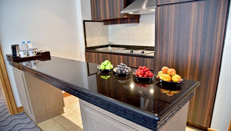 Kitchen at Gefinor Rotana - Citybase Apartments