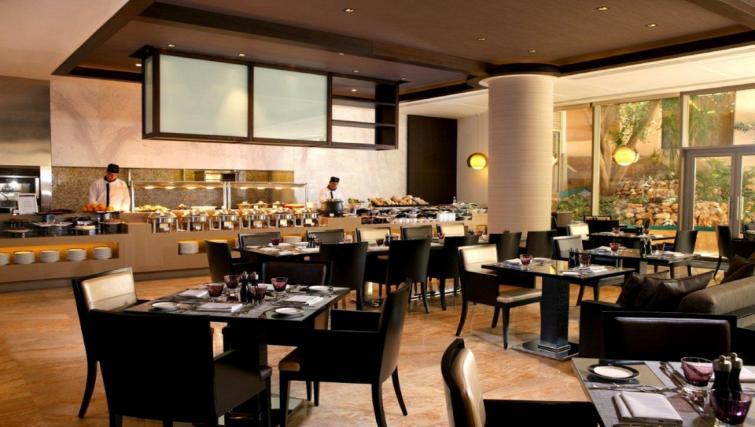 Restaurant at Gefinor Rotana - Citybase Apartments