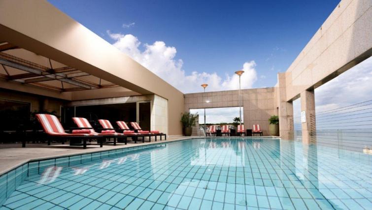 Pool at Gefinor Rotana - Citybase Apartments