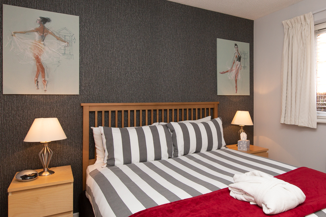 Bedroom at  Chatsworth Court Apartment - Citybase Apartments