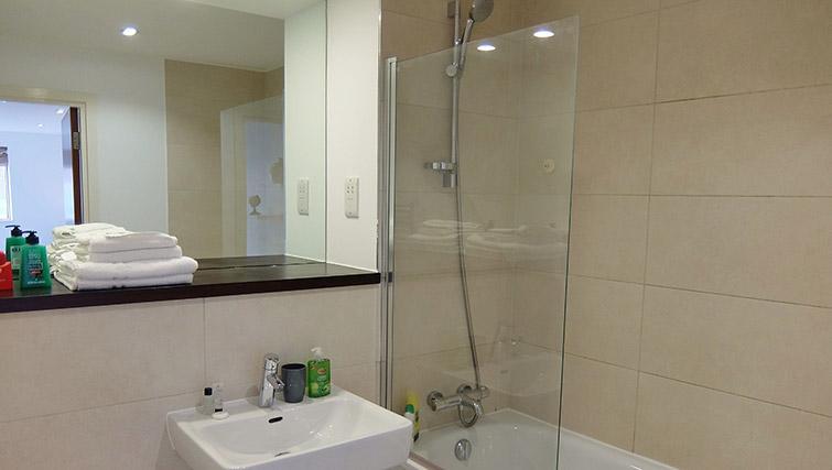 Bathroom at the Ruislip Apartments - Citybase Apartments