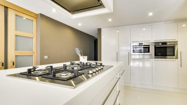 Kitchen at Couronne Apartments - Citybase Apartments