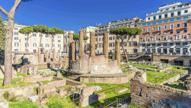 Attractions at Pantheon Apartment - Citybase Apartments