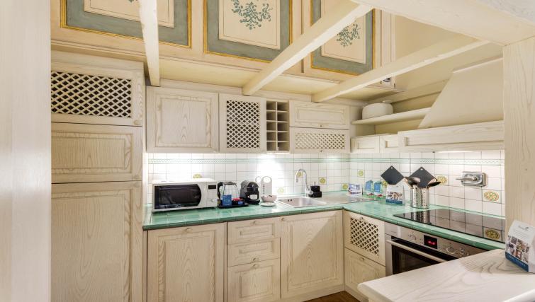 Kitchen at Pantheon Apartment - Citybase Apartments