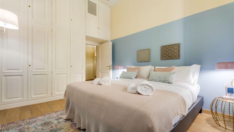 Bedroom at Pantheon Apartment - Citybase Apartments