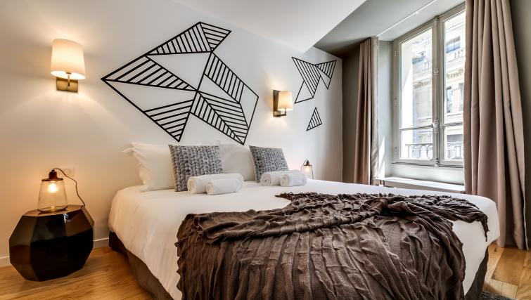 Bedroom at Boetie Apartments - Citybase Apartments