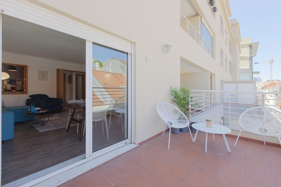 Terrace at Liberdade Executive Apartments - Citybase Apartments