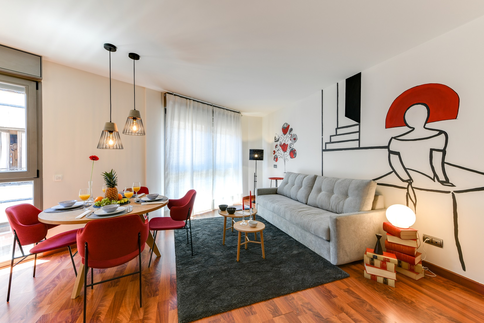 Decor at the Don Pedro Apartments - Citybase Apartments
