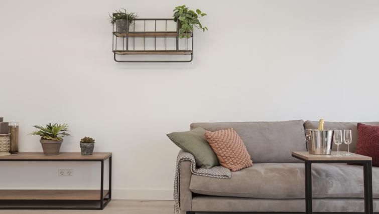 Sofa at the Windmill Apartments - Citybase Apartments