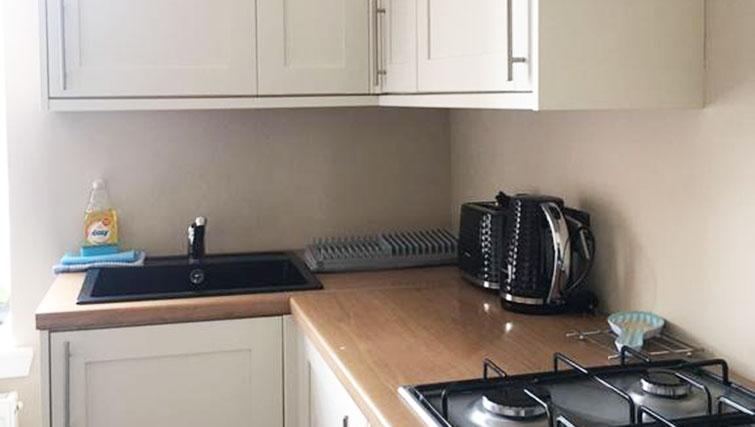 Kitchen at West Gate Apartment - Citybase Apartments