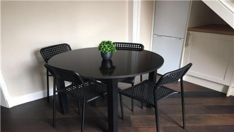 Dining table at West Gate Apartment - Citybase Apartments