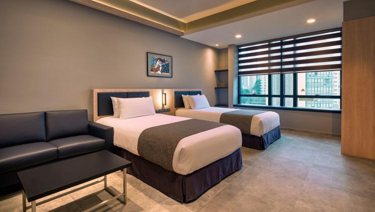 Twins at the Orchard Grand Court Serviced Apartments, Singapore - Citybase Apartments