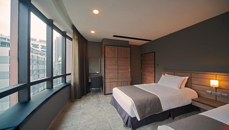 Nice furnishings at the Orchard Grand Court Serviced Apartments, Singapore - Citybase Apartments