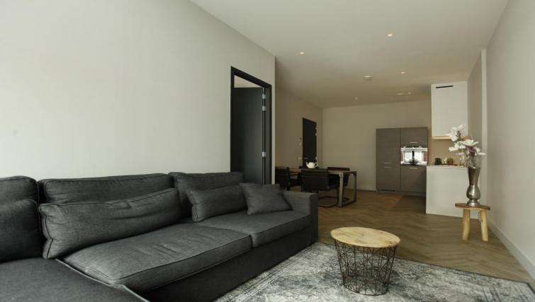 Lounge Stayci Westeinde Apartments - Citybase Apartments