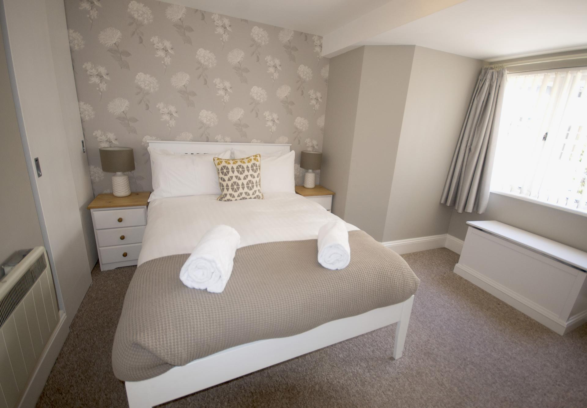 Towels at Trinity Mews Apartment, Babbacombe, Torquay - Citybase Apartments