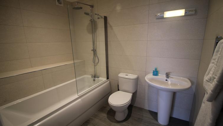 Bathroom at No 18 Apartments - Citybase Apartments