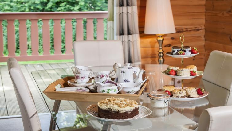 High tea at the South Winchester Lodges - Citybase Apartments