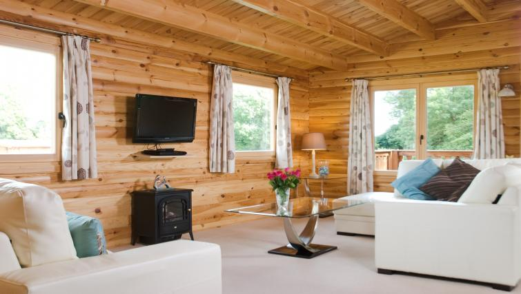 Lounge at the South Winchester Lodges - Citybase Apartments