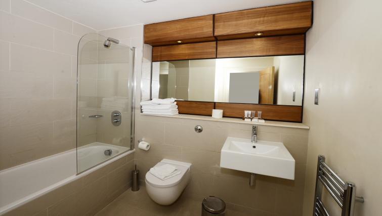 WC at 1 Harrington Gardens - Citybase Apartments