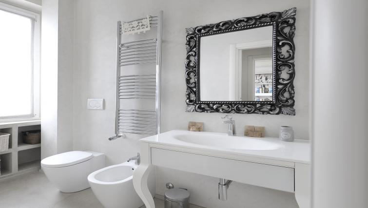 Bathroom at Via Orti Apartment - Citybase Apartments
