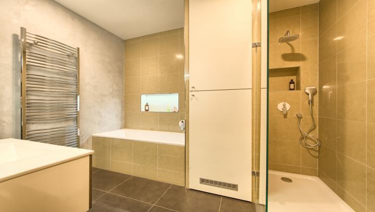 Bathroom at Dusni 13 Apartment - Citybase Apartments