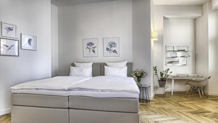 Bedroom at Jilska Palace Apartments - Citybase Apartments