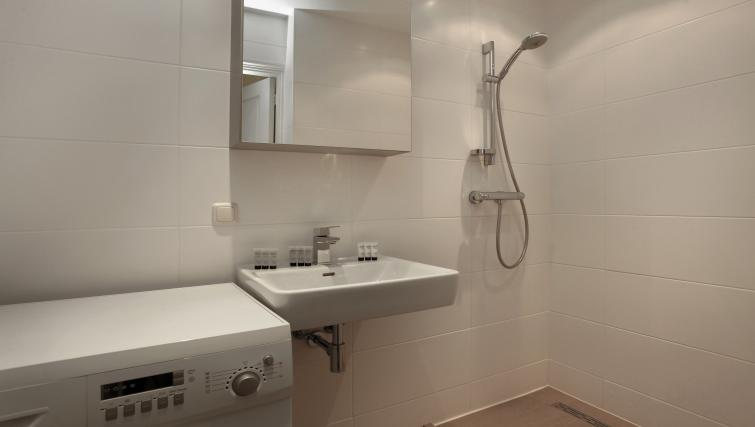 Bathroom at Stayci Grand Place Apartments - Citybase Apartments