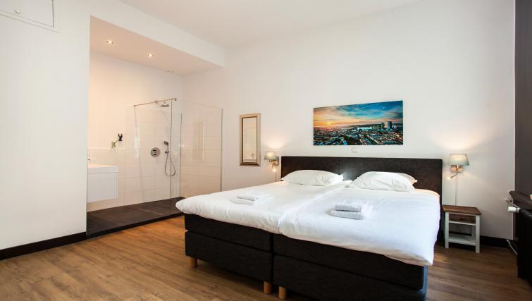Beds at the Stayci Royal Palace Apartments - Citybase Apartments